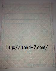 縫いしろ線