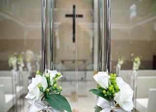 結婚式式場