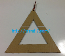 マカロニ三角
