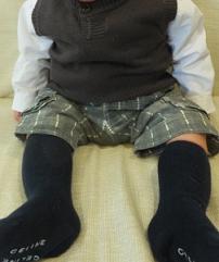 赤ちゃん 服装